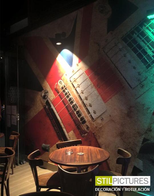 Mural de Guitarra