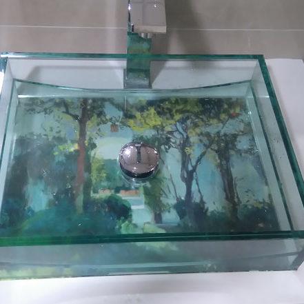 Cristal Impreso